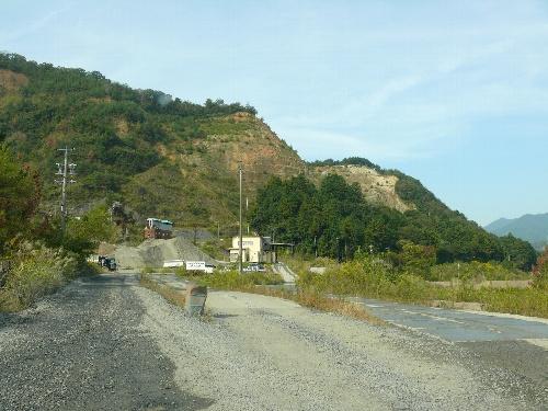 野村坂(花立峠)